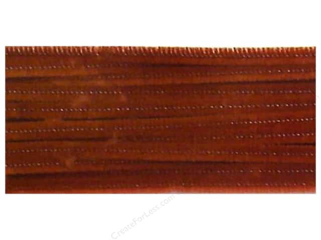 "Accent Design Chenille Stem 12""x 6mm Brown (3 packages)"