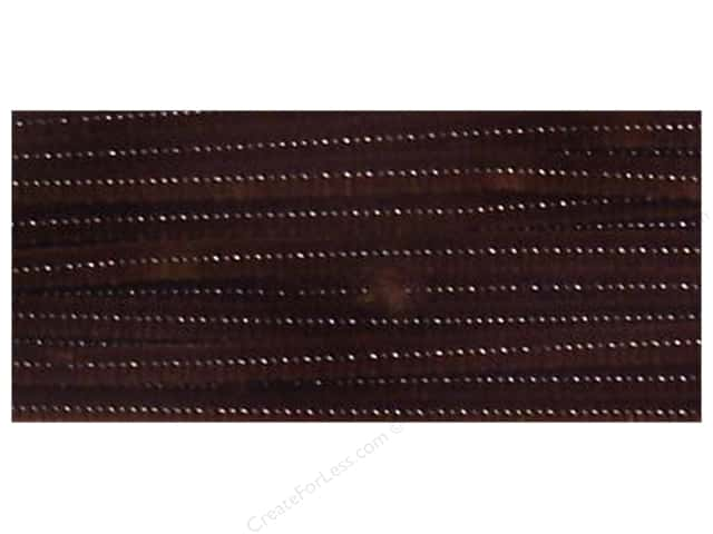 "Accent Design Chenille Stem 12""x 6mm Dark Brown (3 packages)"