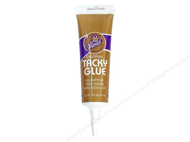 Aleene's Tacky Glue Original 3oz Tube