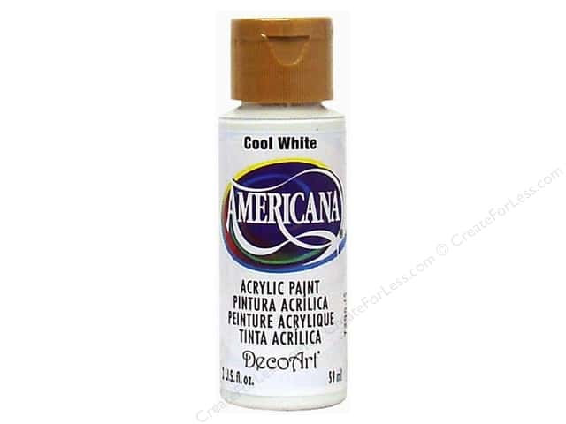 DecoArt Americana Acrylic Paint 2 oz. #240 Cool White