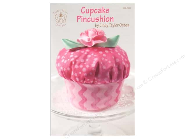 Taylor Made Cupcake Pincushion Pattern
