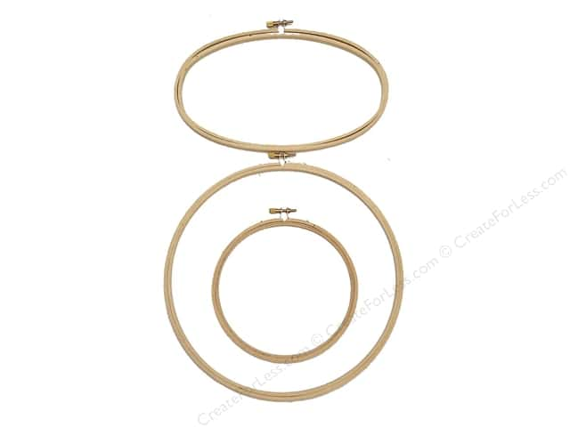 Darice Wood Embroidery Hoop