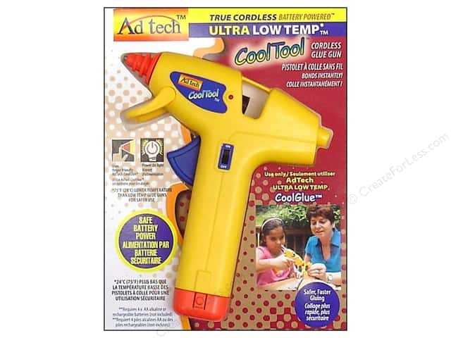 Ad Tech Glue Gun CoolTool Ultra Low Temp