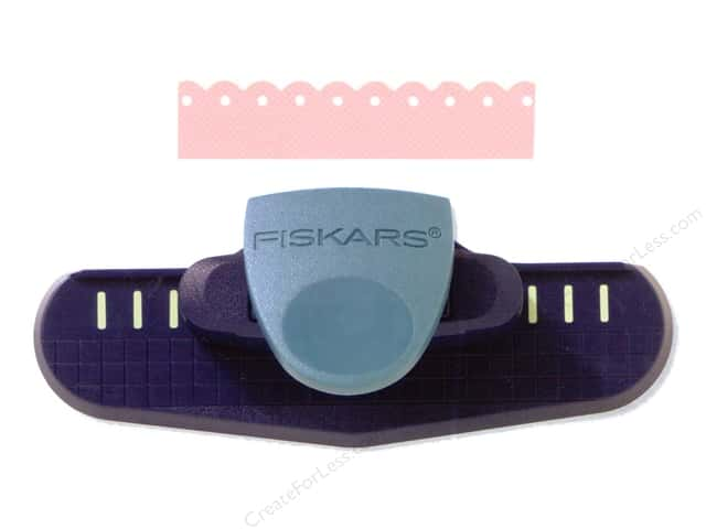Fiskars Punch Border Threading Water