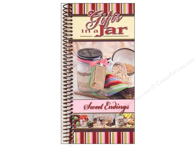CQ Products Gifts In A Jar Sweet Endings Book
