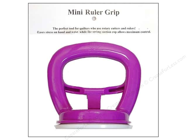 Quilt Gallery Ruler Gripper Mini