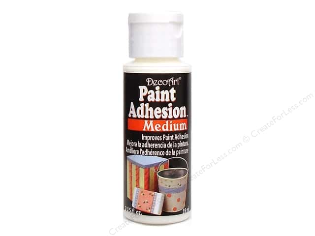 DecoArt Paint Adhesion Medium 2oz