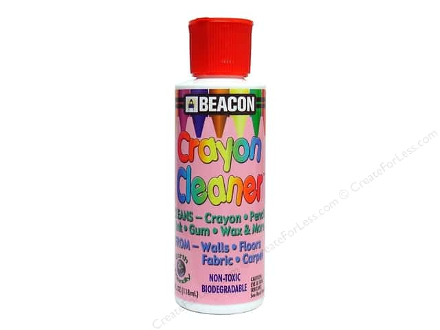 Beacon Crayon Cleaner 4 oz.