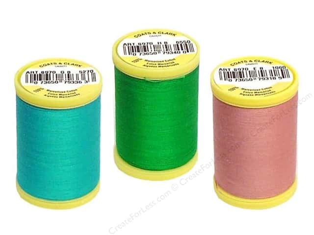 Coats All Purpose Cotton Thread 225 yd.