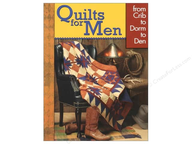 Landauer Quilt Quilts For Men Book