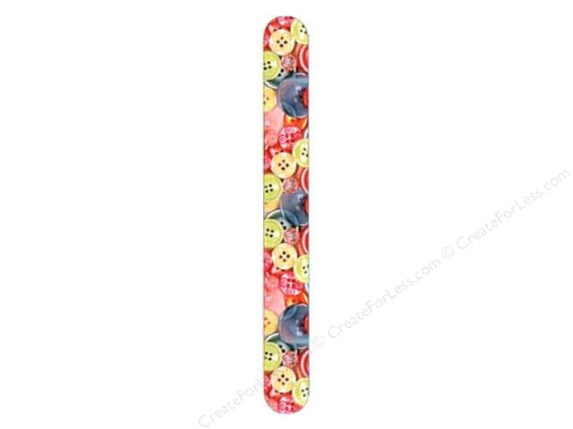 FotoFiles Nail File 7 in. Buttons