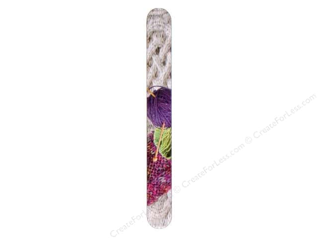 FotoFiles Nail File 7 in. Knitting