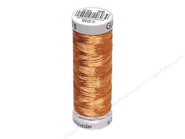 Gutermann Decor Metallic 200M Bronze