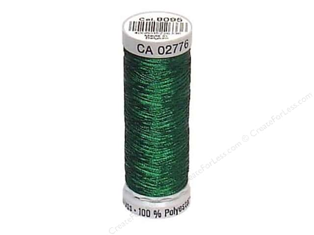 Gutermann Decor Metallic 200M Dark Green