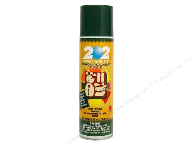 J.T. 202 Spray & Fix for Patterns 8.5oz
