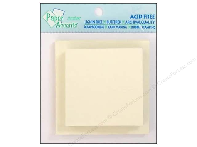 Paper Accents Blank Card & Envelopes