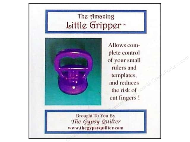 The Gypsy Quilter Amazing Little Gripper 2.25""