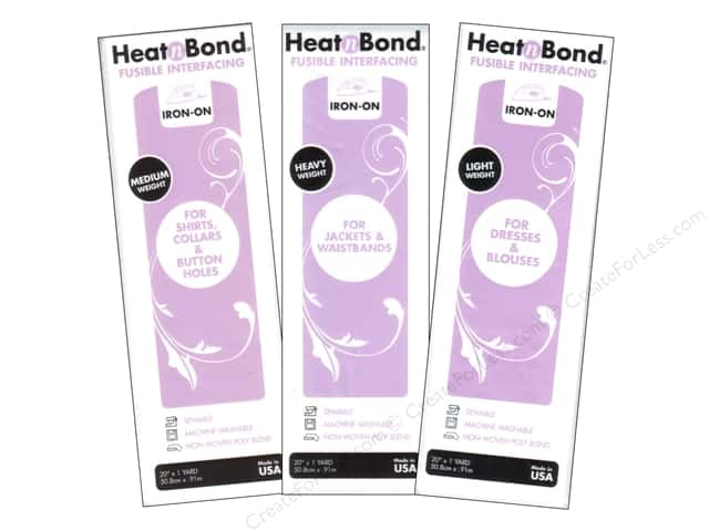 Heat n Bond Fusible Interfacing