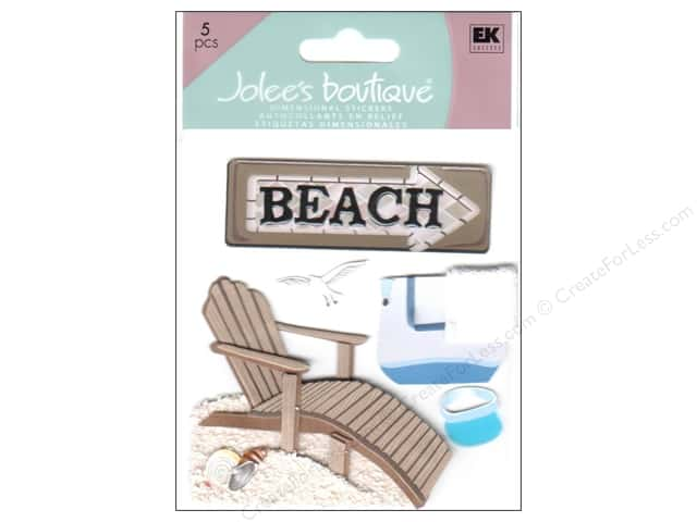 Jolee's Boutique Stickers Beach House