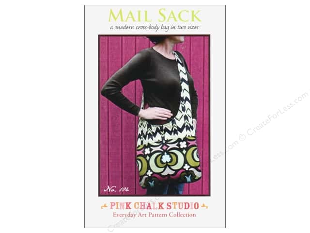 Pink Chalk Studio Mail Sack Pattern