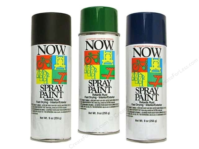 Krylon Now Spray Paint 9oz
