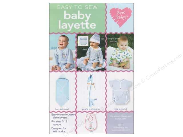 A Layette to knit - ~ Bev's Country Cottage ~