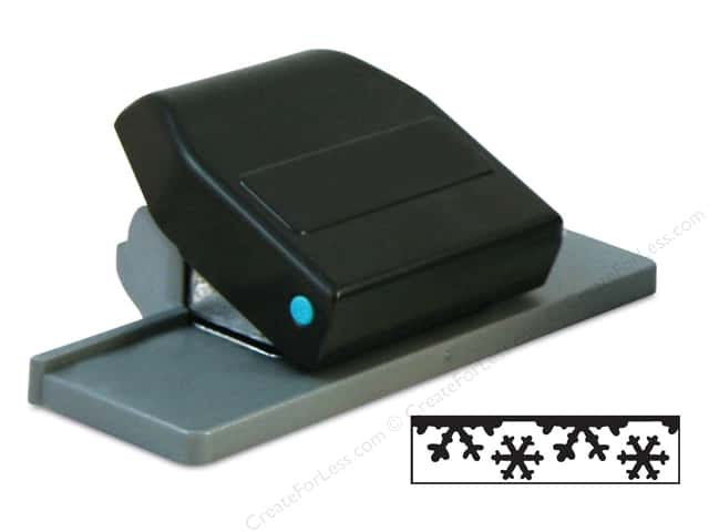 EK Paper Shapers Edger Punch Slim Snowflake