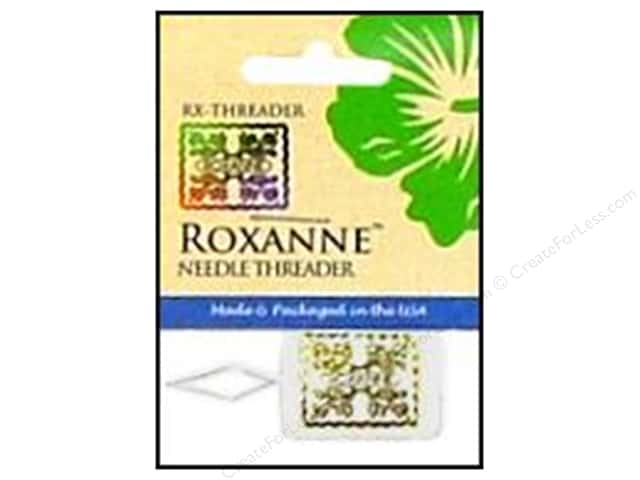 "Roxanne Needle Threader 1 1/2""x 9/16"""