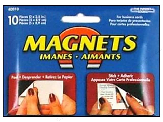 The Magnet Source Magnet For Business Cards 10pc