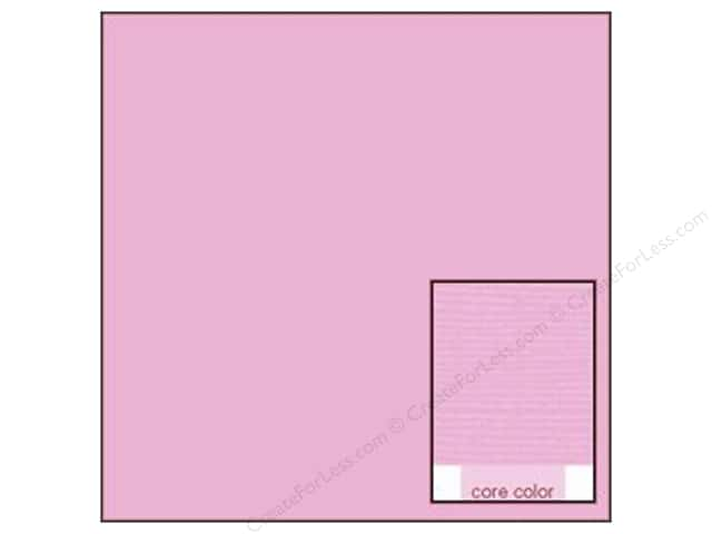 Coredinations Cardstock 12x12 Core Ess Thimbleberry (20 sheets)
