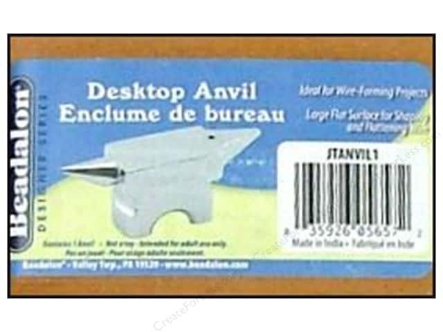 Beadalon Tools Designer Desktop Anvil Mini Horn