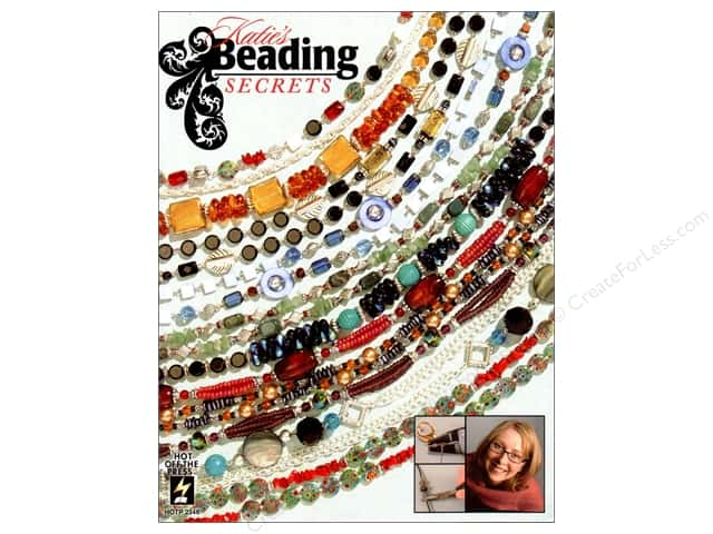 Hot Off The Press Katie's Beading Secrets Book by Katie Hacker