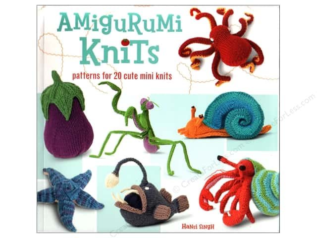 Creative Publishing Amigurumi Knits Book