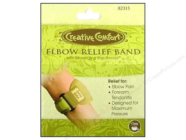 Dritz Creative Comfort Elbow Relief Band