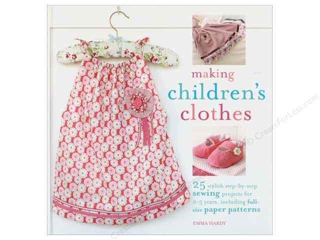 Cico Making Children's Clothes Book
