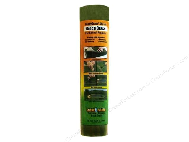 Scene-A-Rama Project Accents Ready Grass Green