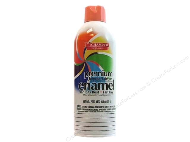 Chase Champion Premium Enamel Spray Paint 10.5 oz. Gloss Pink
