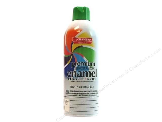 Chase Champion Premium Enamel Spray Paint 10.5 oz. Gloss Light Green