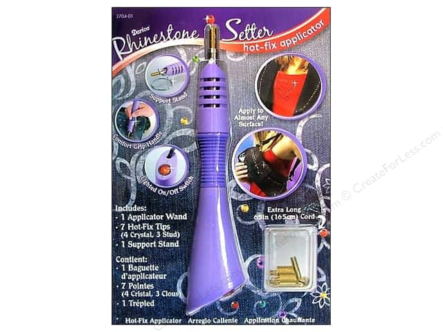 Darice Hot Fix Applicator Rhinestone Setter
