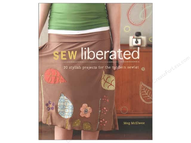 Interweave Press Sew Liberated Book