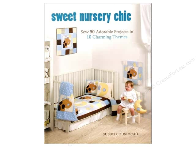Krause Publications Sweet Nursery Chic Book