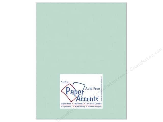 Cardstock 8 1/2 x 11 in. #10108 Stash Builder Tranquil by Paper Accents (25 sheets)