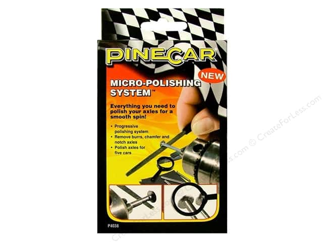 PineCar Tool Micro Polishing System