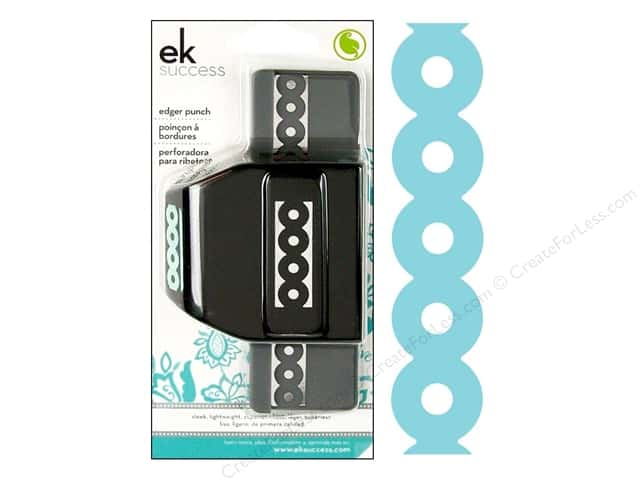 EK Paper Shapers Edger Punch Donut Chain
