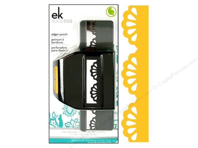 EK Paper Shapers Edger Punch Double Crochet Lace