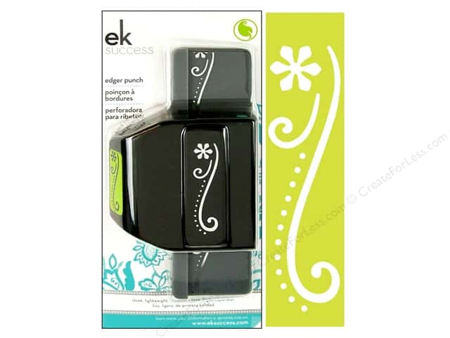EK Paper Shapers Edger Punch Flower & Flourish