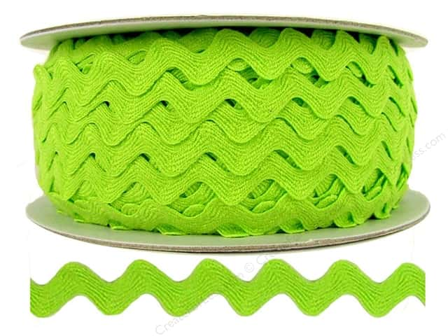 Ric Rac by Cheep Trims  1/2 in. Apple (24 yards)