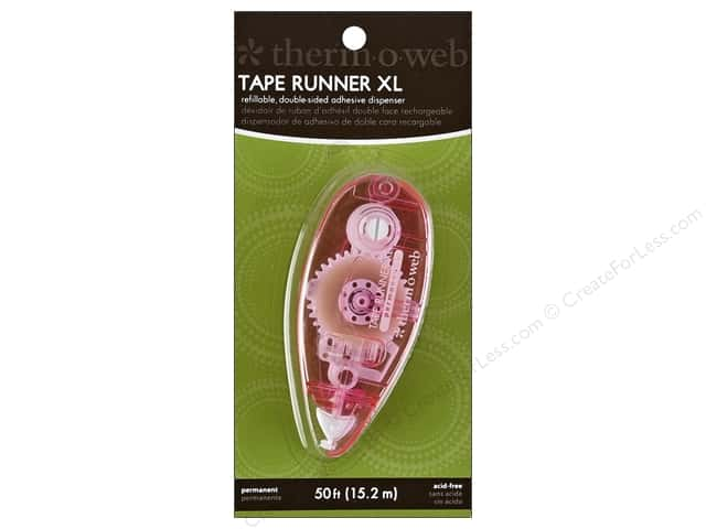 Therm O Web Tape Runner XL Permanent Assorted
