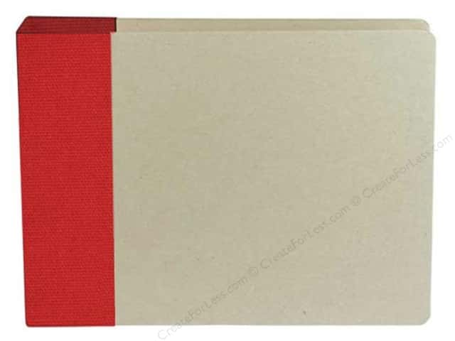 American Crafts 3-Ring Album 12 x 12 in. Modern Cardinal