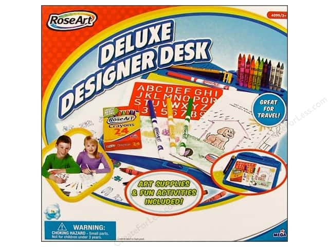 RoseArt Kit Deluxe Designer Desk